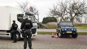 Imagen de archivo de la Policía holandesa