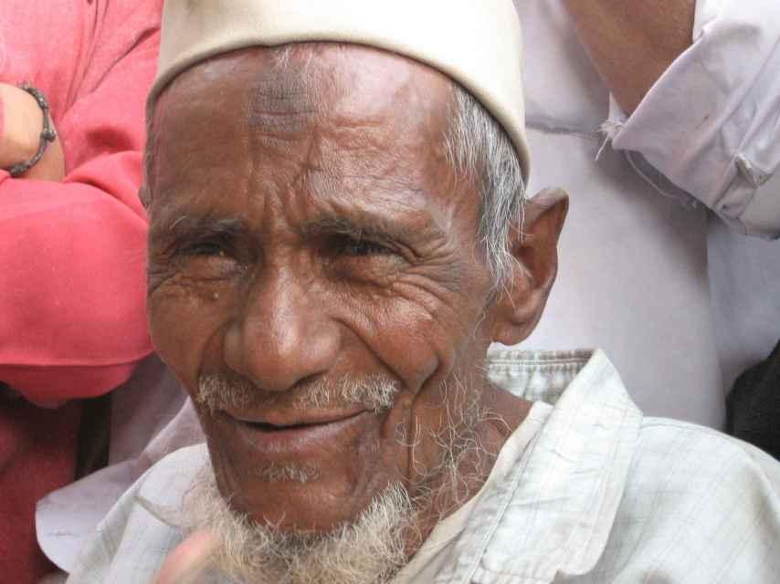 Muhammad Islam, partiarca del poblado