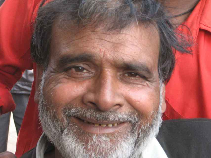 Chawdury Farzan desconfía de los políticos porque son capaces de cualquier cosa