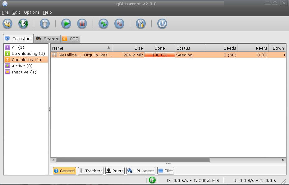 Qbittorrent linux