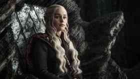 Daenerys en Rocadragón.
