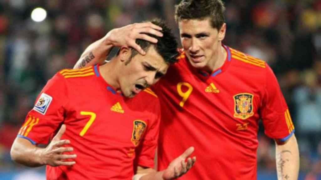 Torres y Villa formaron una dupla inolvidable
