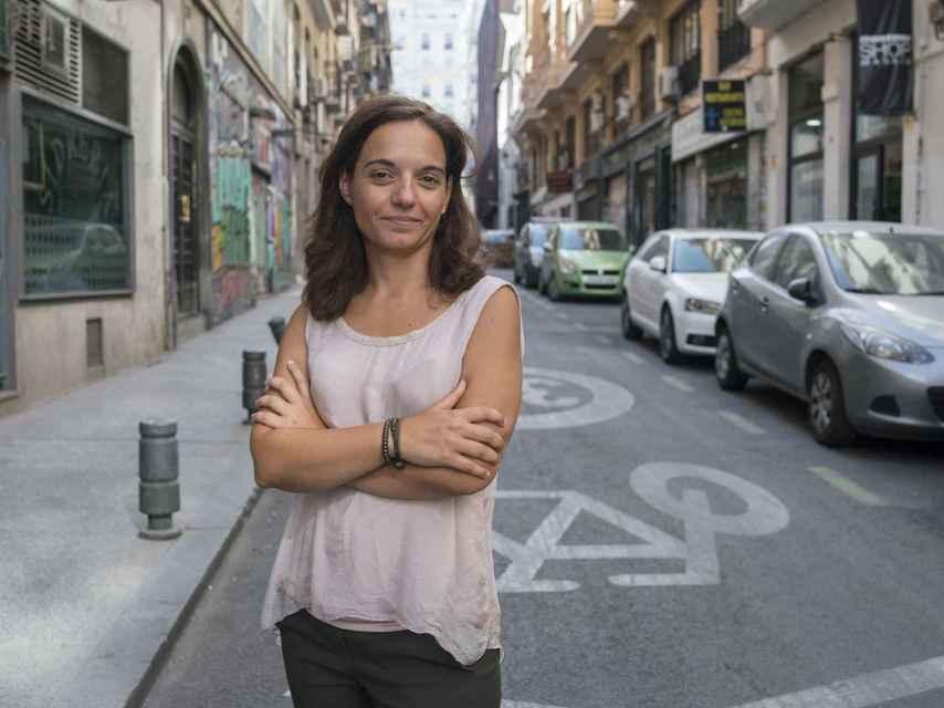 Sara Hernández apoyó a Pedro Sánchez pero luego impulsó la candidatura de Patxi López.
