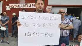 Valladolid-comunidad-musulmana-concentracion-Portada