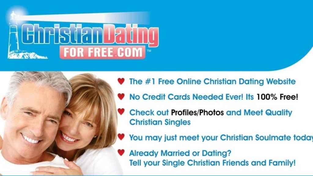 Hay decenas de páginas en internet similares a Christian Dating For Free.