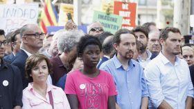 Pablo Iglesias: los pitos al Rey son libertad de expresión