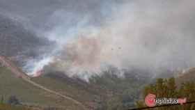Fogto 3.- Incendio Encinedo