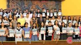 Foto UNI Diplomas extranjeros