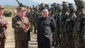 Corea del Norte lanza tres proyectiles no identificados sobre el mar de Japón
