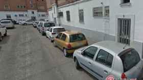 Valladolid-calle-angel-de-la-guarda-bomba