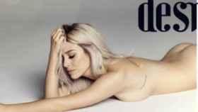 Blanca Suárez se desnuda completamente para la portada de 'Women's Health'