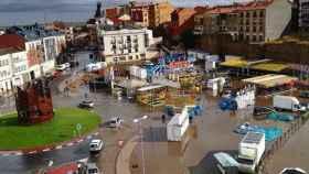 Foto Astorga. Ferial