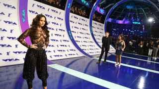 La alfombra roja  de los MTV Video Music Awards 2017