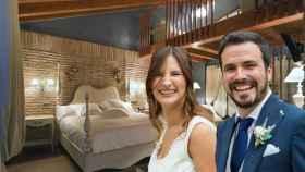 Este es el hotel donde Alberto Garzón y Anna Ruiz han pasado la noche