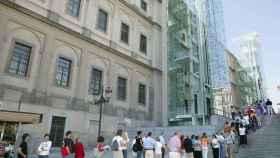 El Museo Reina Sofíaha crecido en visitas, pero no en recaudación.