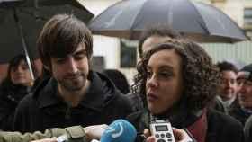 Nagua Alba secretaria  de Podemos en el País Vasco.