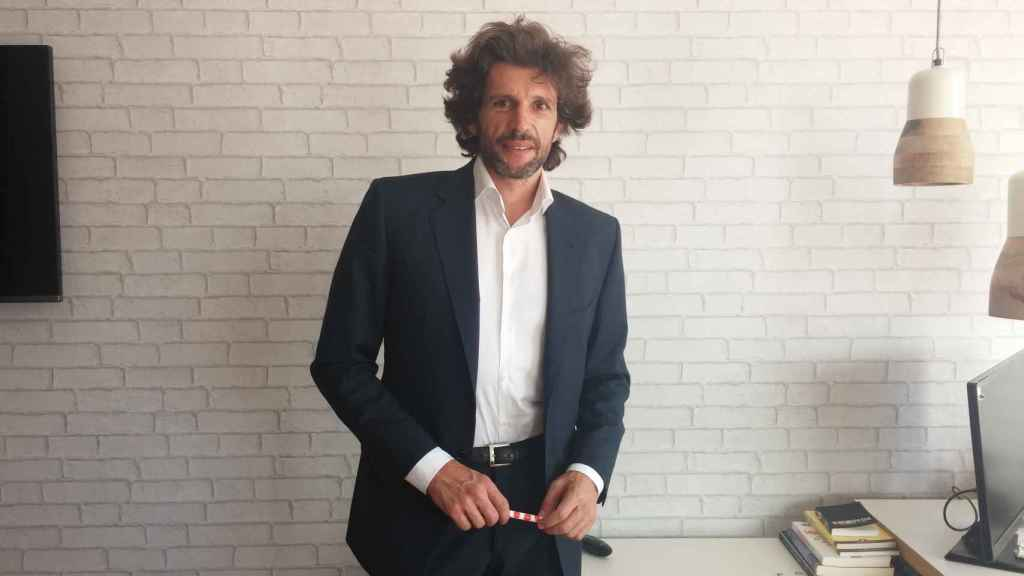 Pedro Serrahima en una imagen de archivo.