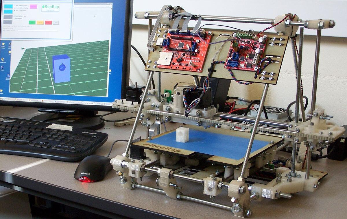 reprap-impresora-3d