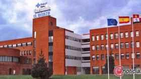 Foto 10.- Hospital del Bierzo