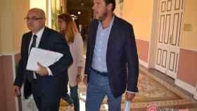 oscar puente gomez iglesias alcalde subdelegado valladolid fiestas 2