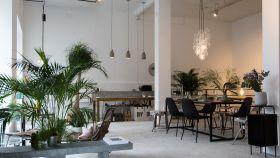 VOLVER, tienda decoración y espacio de yoga