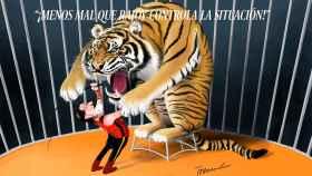Rajoy con la situación bajo control.