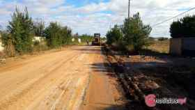 zamora-carretera-a-cubillos diputacion inundacion