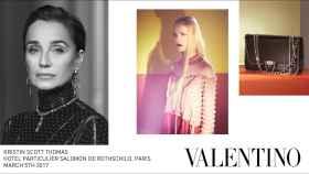 Campaña de publicidad de Valentino
