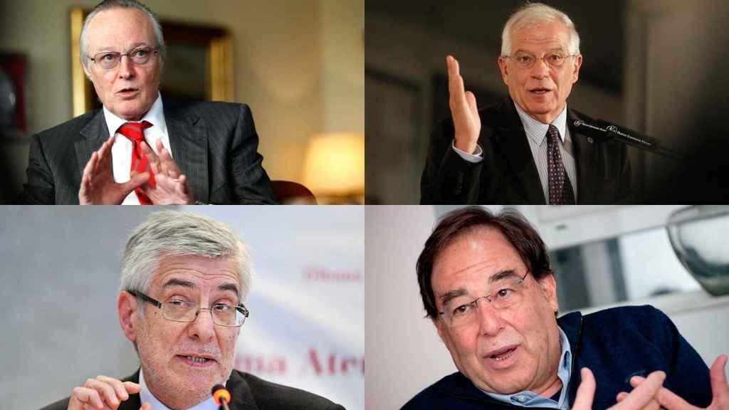 Cuatro voces catalanas insignes escriben a favor de la unidad de España.