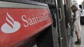 Cajero Santander