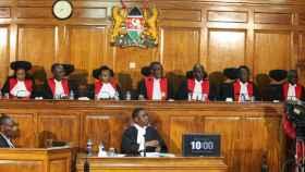 La justicia keniana.