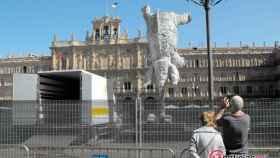 elefante-barcelo-elefant-dret-plaza-mayor-salamanca-arca-de-noe-retirada-ferias-fiestas-2017-escultura-bronce-monumental-autorretrato