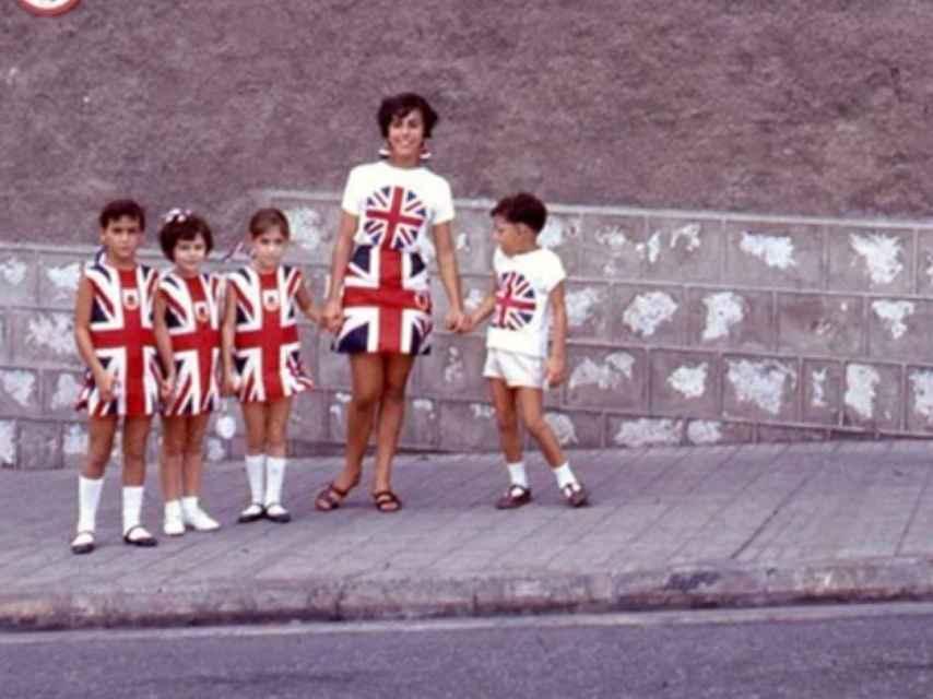 Imagen del día en que se celebró el referéndum en Gibraltar.