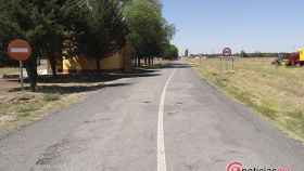 Segovia-carretera-fuentepelayo-obras