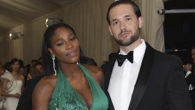 Serena Williams y Alexis Ohanian ya son padres.
