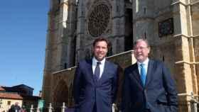 2017-09-03 foto archivo con alcalde Valladolid