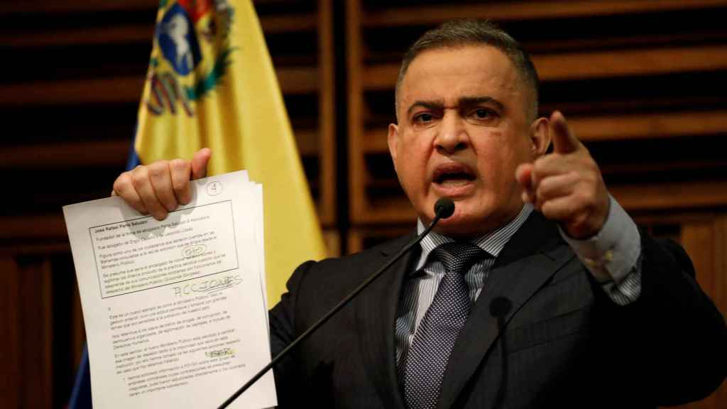 El nuevo fiscal venezolano, Tarek Saab
