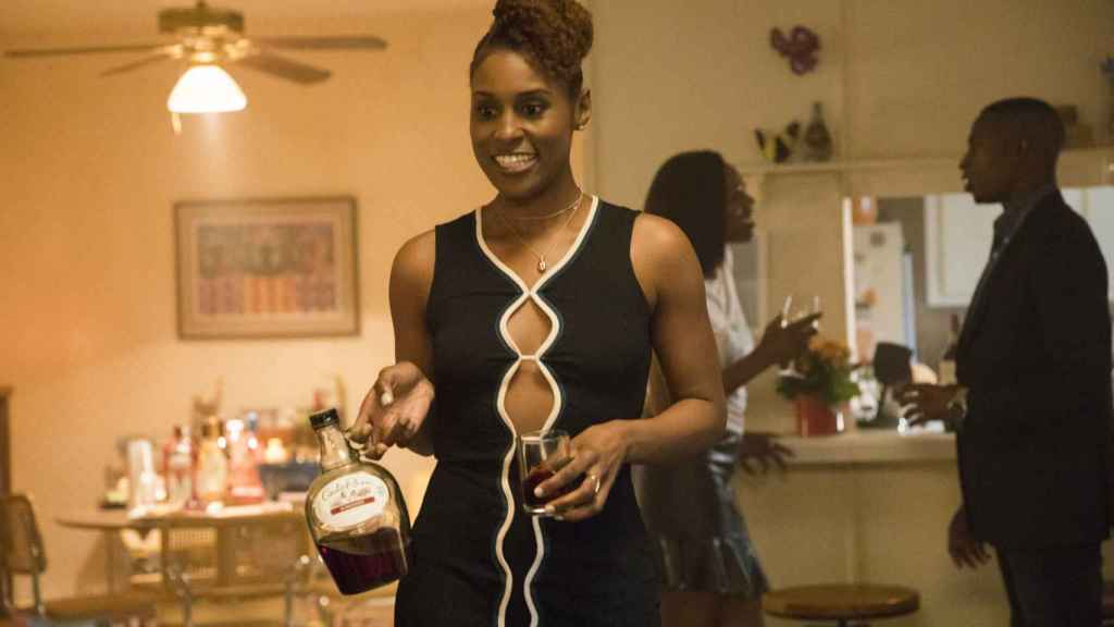 Issa Rae, protagonista de Insecure