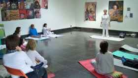 Yoga-santa-marta