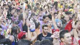 Valladolid-Fiestas-Desfile-penas-18