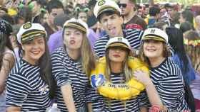 Valladolid-Fiestas-Desfile-penas-27