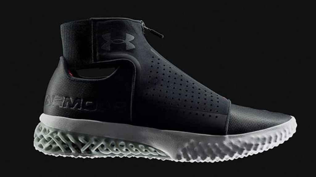 Las zapatillas Futuristic de Under Armour.   Foto: cortesía de la marca.