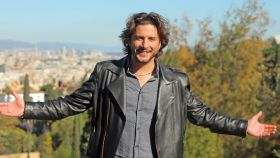 El cantante Manuel Carrasco.