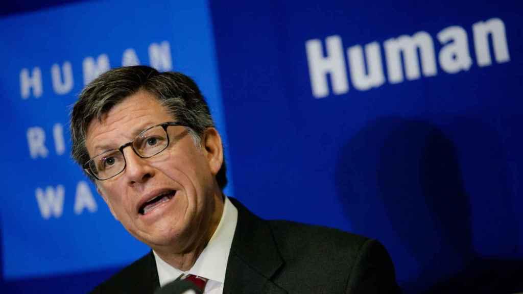 Jose Miguel Vivanco, director de la División de las Américas de Human Rights Watch.