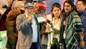 El ex comandante de las FARC, Rodrigo Londoño, alias Timochenko