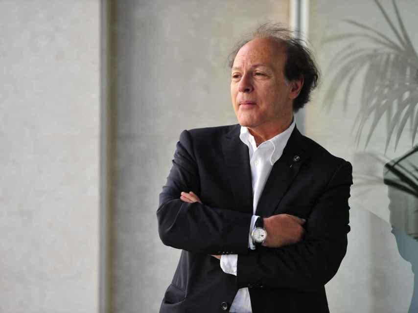 Javier Marías. EFE.