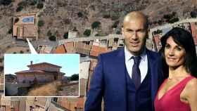 Zidane rehabilitó un caserón en el municipio almeriense de El Chive.