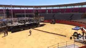 plaza toros laguna concierto bustamante suspension 1