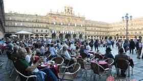 turistras plaza mayor salamanca