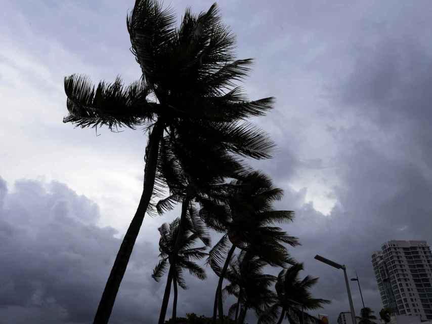 Puerto Rico toma todas las medidas para evitar una catástrofe por el paso del Irma.